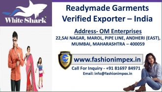Verified indian readymade garments exporter wholesaler fashionimpex.in