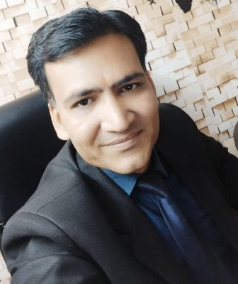 International business Consultant Chetan Kumar Verma